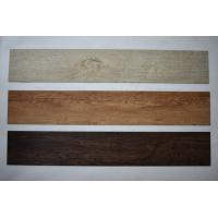 Anti Corrosion Dry Back Vinyl Flooring With Wood Texture 2mm Thickness
