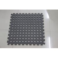 Outdoor FLOORING TILES BLACK 60*60cm camping playing kids adults garden mat safety Manufactures