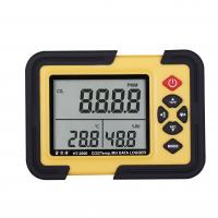 Backlight Portable Gas Detector , Industrial Co2 Temperature And Humidity Data Logger Manufactures
