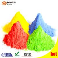 Thermosetting Based Epoxy Polyester Powder Paint International Standard Color Manufactures