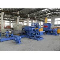PP PE Filler Masterbatch Rubber Dispersion Kneader Machine , Kneader Rubber Mixer  Manufactures