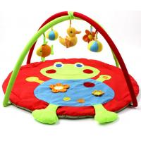 Lovely Frog Baby Activity Gyms / Baby Kick And Play Gym Custom Made Manufactures