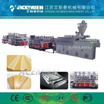 Durable Foam Plate Making Machine Kitchen Cabinets Furniture PVC WPC Crust Manufactures