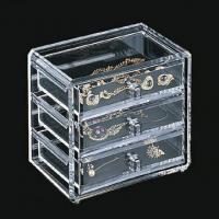 China 2mm / 3mm Acrylic Jewelry Display Case for Necklace ,Bracelet on sale