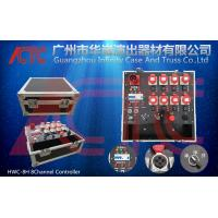 Easy Operation Motor Chain Hoist Controller 8 Channel With Forward / Reverse Manufactures