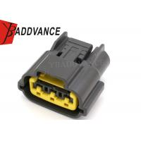 6098-0141 3 Pin Ford Coil Connector / 3 Way TPS Throttle Position Sensor Connector Manufactures