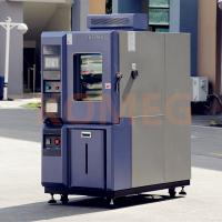 Stainless Steel Thermal Shock High Low Test Chamber Driving Force Temperature Equipment Manufactures
