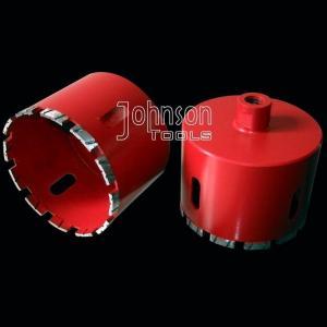 110mm Diamond Core Drill Bits Manufactures