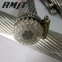 China Overhead AAC/AAAC/ACSR/ACAR aluminum conductor steel reinforced bare conductor for transmission line on sale