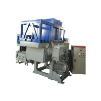 China High Efficiently Plastic Shredder Machine With PLC System Controller on sale
