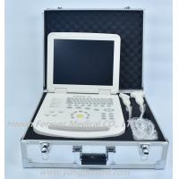 Quality Portable Human Veterinary Color Doppler Ultrasound 2D Colpor Doppler Ultrasound Scanner YJ-U200 for sale