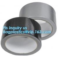 China SILVER TAPE, BLACK SCOTH, 2 x 60y Gaffa Cloth Tape Duct Waterproof Heavy Duty Strong gaffer duck tape, BAGEASE, BAGPLAS on sale