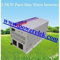 3500W 3000W 2000W 1500W pure sine wave inverters for solar panels and wind turbines Manufactures