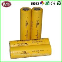China Rechargeable 18650 3.2v lifepo4 battery cell for electric bicycle on sale