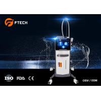 Beauty Salon Radio Frequency Fat Removal Machine , Rf Weight Loss Machine Manufactures