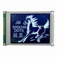 Graphics LCD Module with 320 x 240 Dots Display Type, FFSTN, Transmissive, Positive, RA8835 Drive IC Manufactures