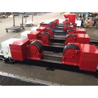 China At Stock, CE Certificate 30 Ton Tank Turning Rolls, Pipe Rotators For Welding on sale