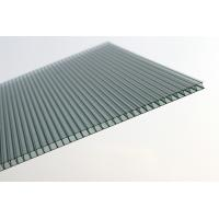 6mm Lexan Polycarbonate Sheet / Polycarbonate Flat Sheeting Flame Resistance Manufactures