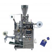 China Automatic Filter Paper Tea Bag Packing Machine With PLC Control System on sale
