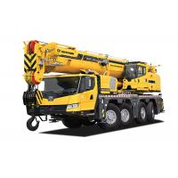 China Versatile Hydraulic Mobile Crane  100 Ton With Good Maneuverability on sale