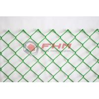 Quality Professional Supplies of Vinyl Coated Chain Link Fence Wholesale 9 Gauge Wire for sale
