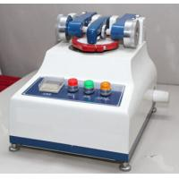 Lightweight Cloth Paper Testing Instruments , Paper Taber Abrasion Tester Manufactures