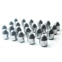 China Mining Industry Tungsten Carbide Pellets , Cemented Carbide Buttons YG15 YG8 on sale
