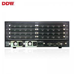 HDMI Multi Screen Video Wall Equipment  , 32bit Standalone Video Matrix Controller Manufactures
