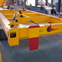 Standard 20ft Automatic Container Lifting Spreader Bar Equipment Manufactures