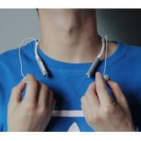 Quality Bluetooth 4.1 Neck Hung Sport Bluetooth Headset Super long standby Earphone for sale