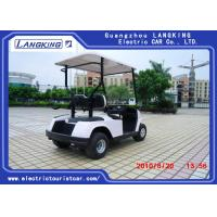 China Powerful Electric Golf Club Car 2 Seater With ADC Motor 48V 3KW Low Speed Golf Car on sale