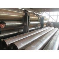Heat Treatment Seamless Carbon Steel Tube Pipe A333 Grade 4 For Boiler Construction