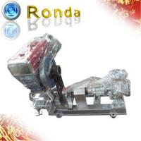 Hot oil pump with diesel engine Manufactures