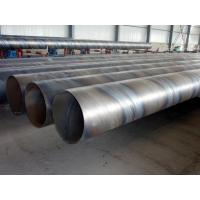 """1/4""""-48"""" SSAW Steel Pipe API 5L PSL2 with X52m Material , Wall Thickness Sch10-Sch160 Manufactures"""