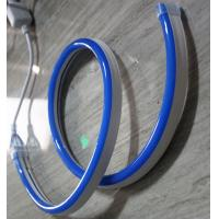 Manufacturers direct sales rope light high quality led neon flexible strip lights 11x18mm blue colored cover pvc Manufactures