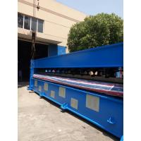 Felt Type Recycled Paper Making Machine Mini 787mm With Single Dryer Cylinder Manufactures
