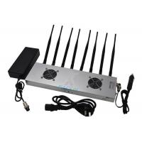 Mobile phone jammer New South Wales - WiFi 3G/4G High Power Mobile Phone Blocker with 8 Powerful Antennas