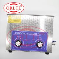 China ORLTL 6000ML Ultrasonic Vibratortion Bath 6L 40KHz 180W Fuel Injector Ultrasonic Cleaning Machine For Pump Parts on sale