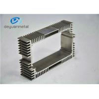 Mill Finished 6063-T5 Aluminium Construsion Profile For Decoration Or Office Manufactures