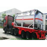 China UN1809 PCl3 Liquid ISO Tank Container for Phosphorus Trichloride 17.5000L -25000L on sale