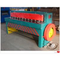 HT 1.3M electric shearing machine Manufactures