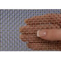 Durable 904L Ss Woven Wire Mesh, Heavy Gauge Wire Mesh Panels Acid Resistant Manufactures