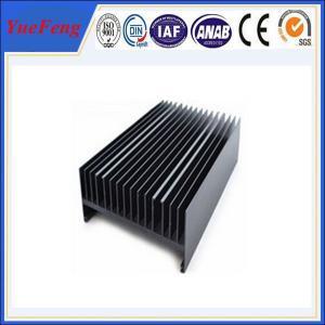 Hot! aluminum profile manufacturers china, OEM extrude aluminum profiles heatsink Manufactures