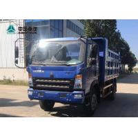 Factory Directly HOMAN 4X2 Light Duty Semi Trucks EURO 3 130HP 11CBM 14T Payload Manufactures