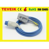 China Medical Equipment Biolight Pulse Oxygen Sensor With Soft Tip Round 9 Pin on sale