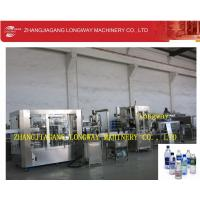 The Kingdom of Morocco Mineral Water Filling Machine Manufactures