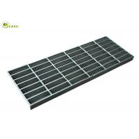 Galvanized Drainage Bar Mesh Grating Plate Bearing Perforated Stair Nosing Tread Manufactures