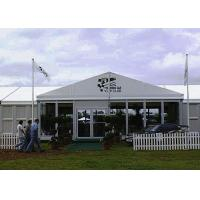Fabric Roof Trade Show Tents 12m * 30m Water Resistant For All Sports Events Manufactures