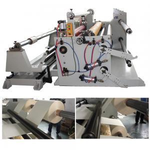 China 1600FQ PE Foam PU Foam EVA Foam Slitter Rewinder Machine on sale