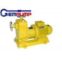 Electric motor Self Priming Centrifugal Pump for Municipal / Sewage Project , irrigation water pump Manufactures